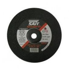 Dischi abrasivi da sbavo SAIT modello saiteko tipo DS A30M  115x6x22,23