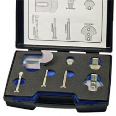 Kit specifico per la rimozione e il montaggio delle nuove cinghie elastiche