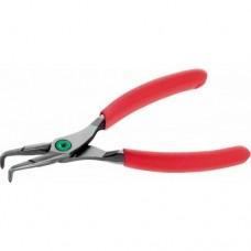 Pinze a becchi piegati a 90° per anelli elastici interni usag 127 PN